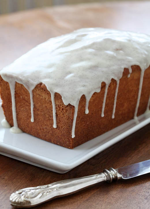 Vanilla bean pound cake | ZoëBakes | Photo by Zoë François