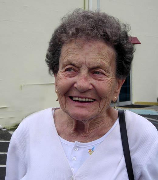 Grandma Sarah Berkowitz, age 92