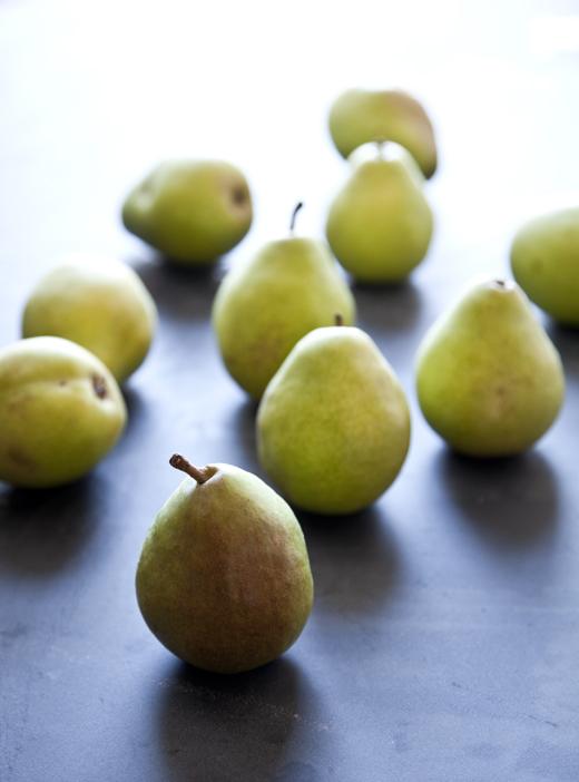 Pears | ZoëBakes | Photo by Zoë François