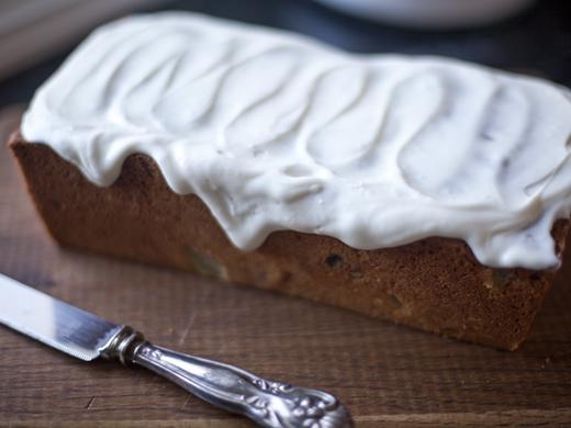 Banana Pear Bread Recipe | ZoëBakes | Photo by Zoë François