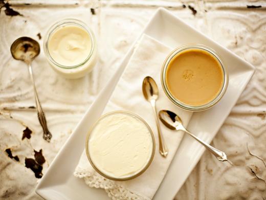 Homemade crème fraîche | ZoëBakes | Photo by Zoë François