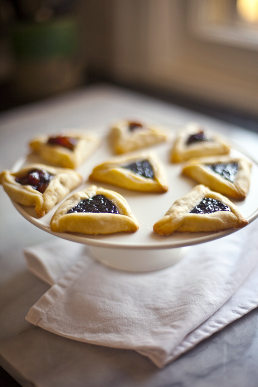 Hamantaschen Recipe | ZoëBakes | Photo by Zoë François