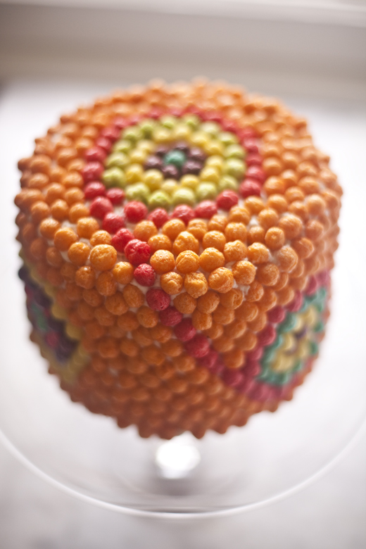 Trix Cake Recipe | ZoëBakes | Zoë François