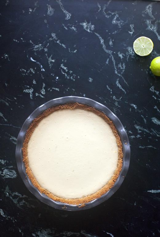 Key Lime Pie | ZoeBakes 01