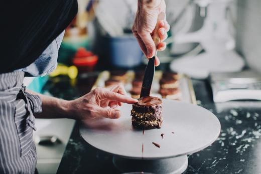 Chocolate Pretzel Cake (Matt Lien Photography) | ZoeBakes 07