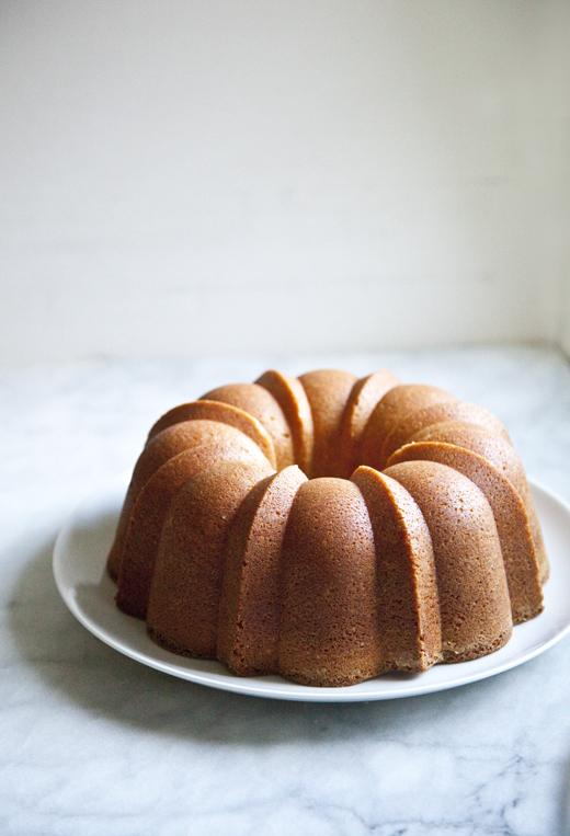 Perfect Lemon Bundt Cake recipe from Sarabeth's Good Morning cookbook | Photo by Zoë François