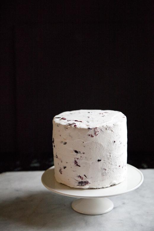 Chocolate Cherry Cake | zoebakes 08