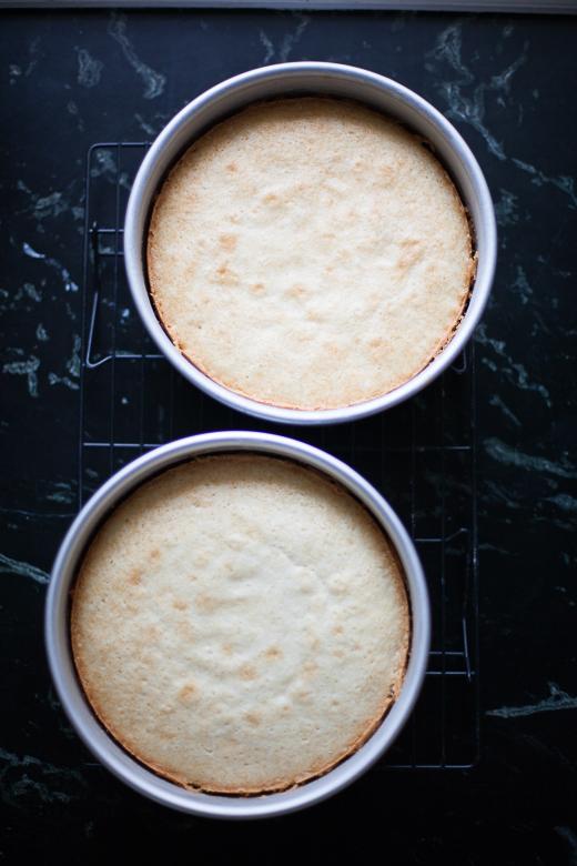 Strawberry Mascarpone Cake   ZoeBakes   Photo by Zoë François