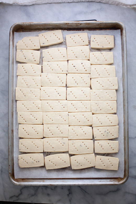 Lemon Lavender Shortbread | ZoeBakes (7 of 17)