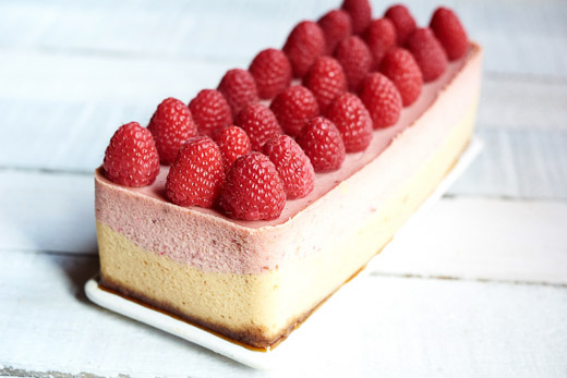 Show-Stopping Cheesecake with Zoë François | Craftsy(15 of 16)