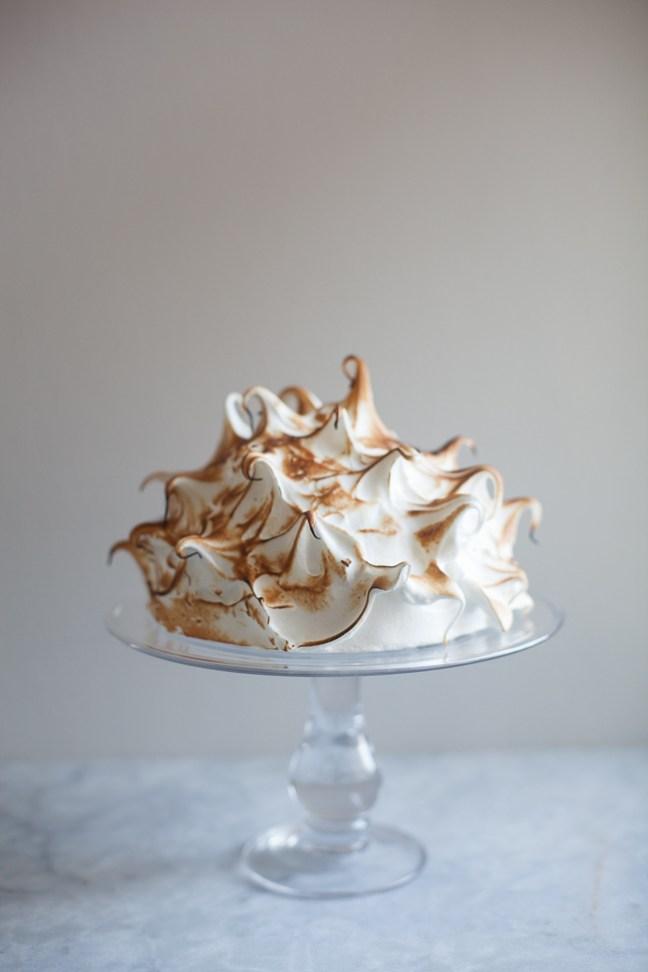baked alaska | ZoeBakes(6 of 7)