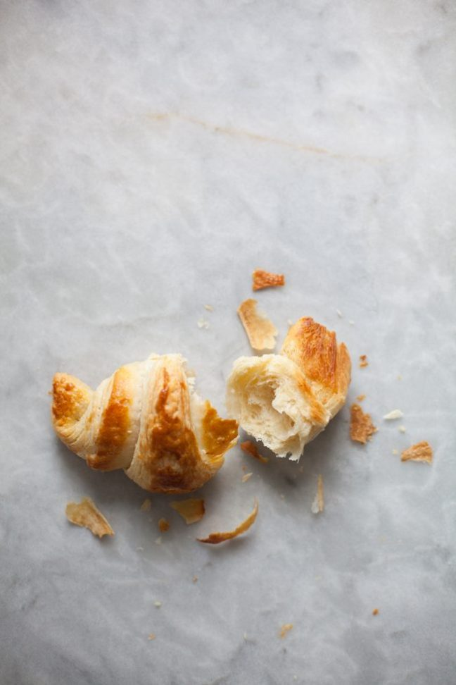 Croissants | Photo by Zoë François