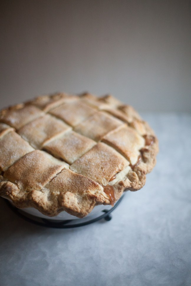 The Perfect Apple Pie | ZoeBakes photo by Zoë François