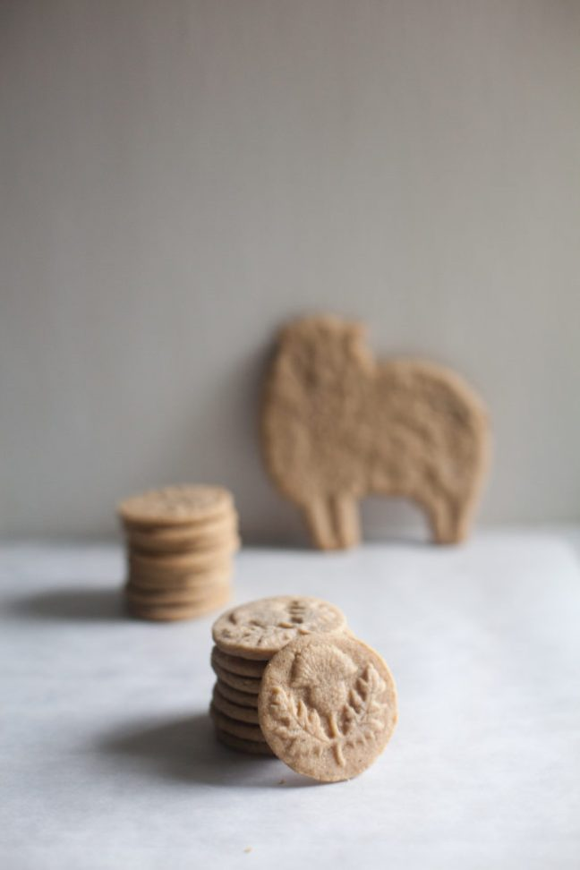 Hazelnut Speculaas | Zoe Bakes photo by Zoë François