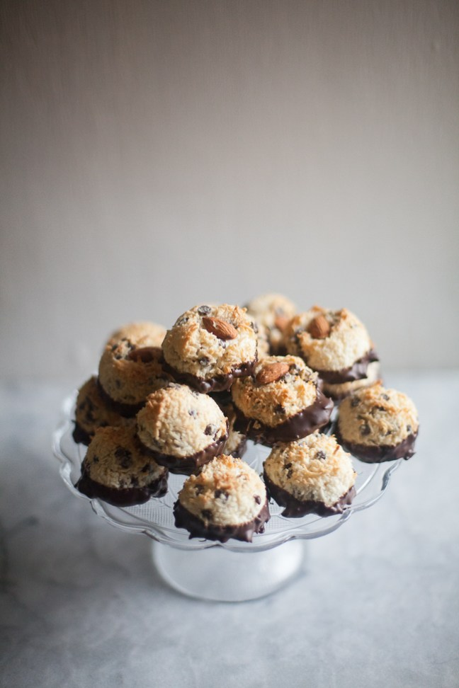 Contest Winning Coconut Cookies | ZoeBakes photo by Zoë François