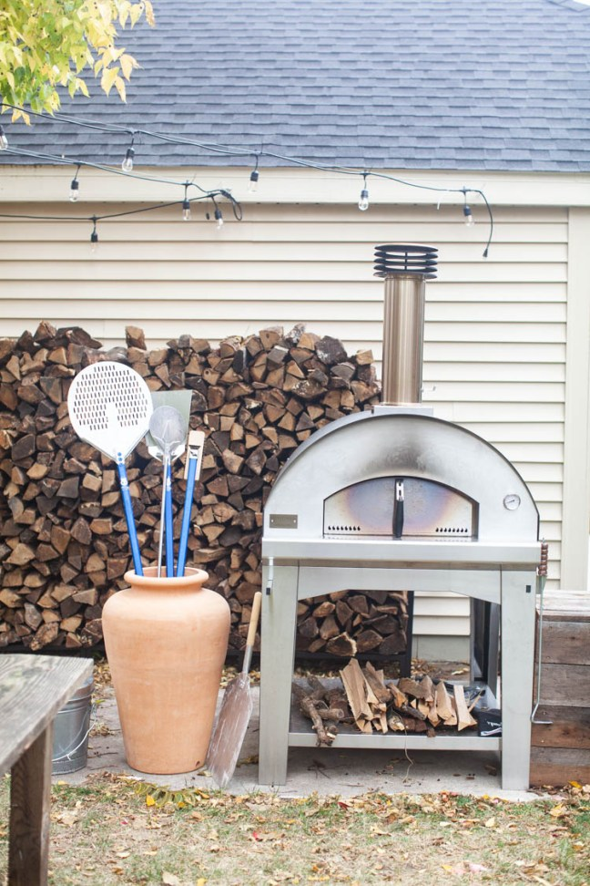 Fortana Forni Wood Fired Oven