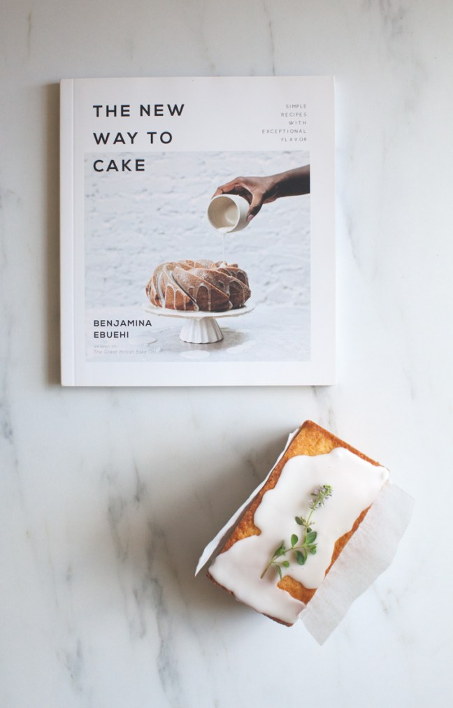 The New Way to Cake Cookbook by Benjamina Ebuehi
