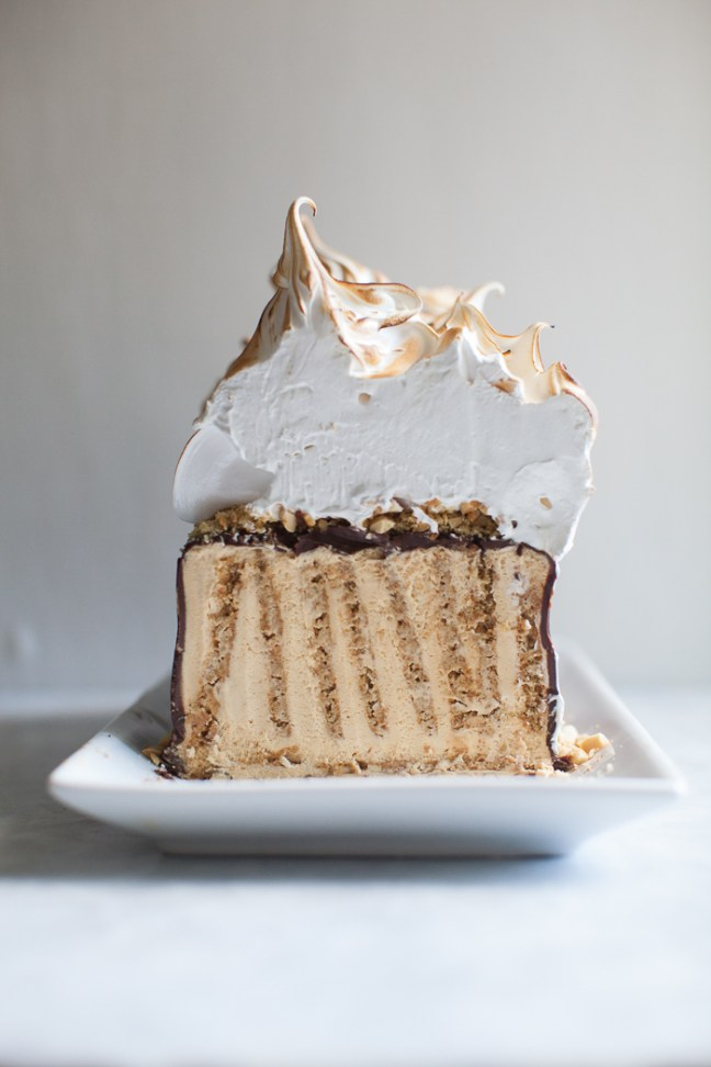 S'mores Icebox Cake recipe | Photo by Zoë François | ZoëBakes
