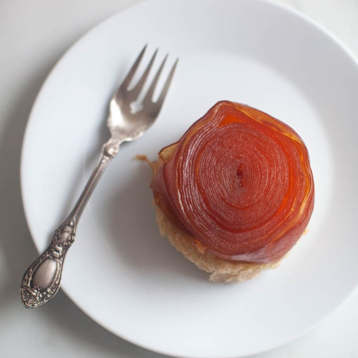 Apple Tarte Tatin Recipe | ZoëBakes | Photo by Zoë François