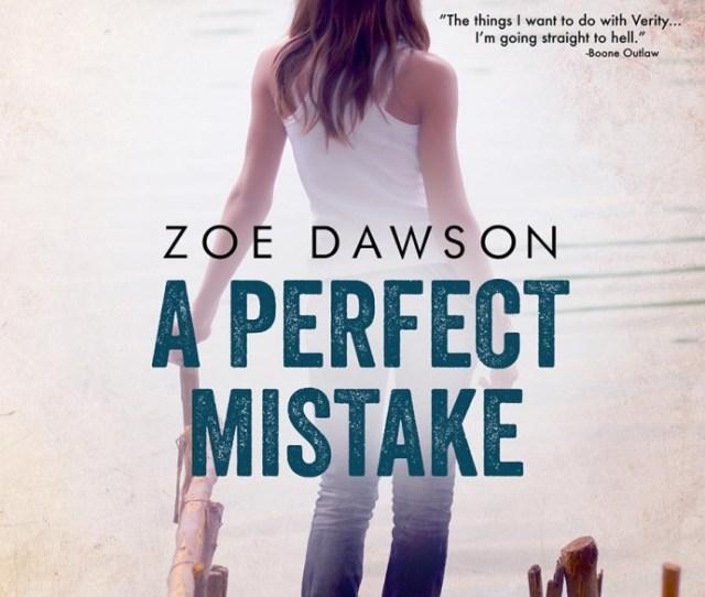 Zoe Dawson A Perfect Mistake Erotic