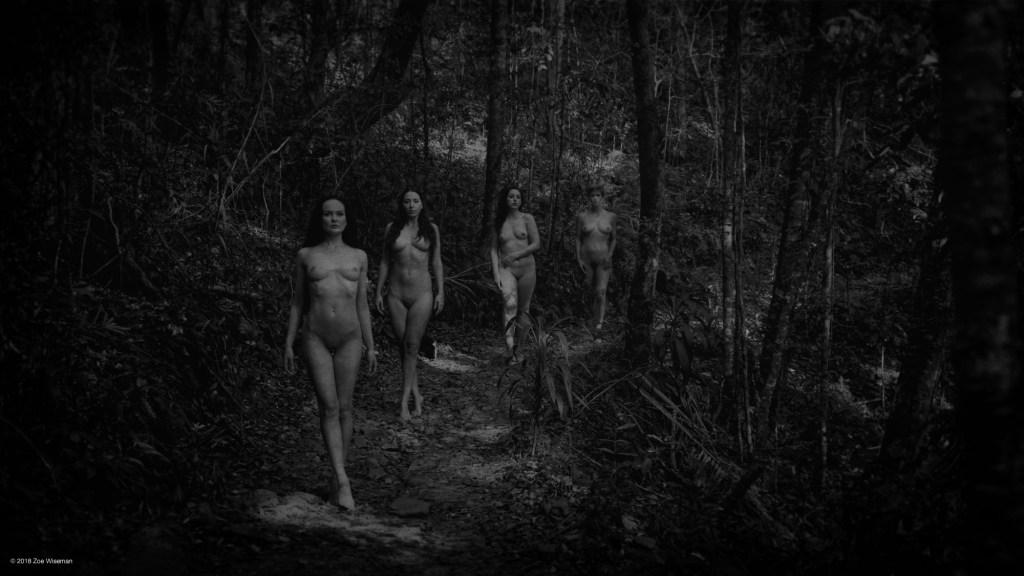 © 2018 Zoe Wiseman - models: Anne, Chey, Bunny Penny, Stephanie