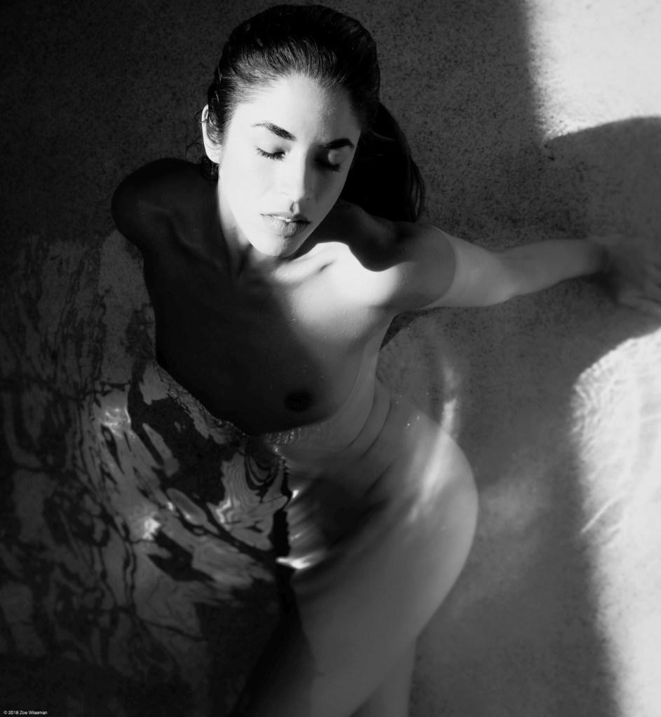 © 2018 Zoe Wiseman - model: Eva Luna