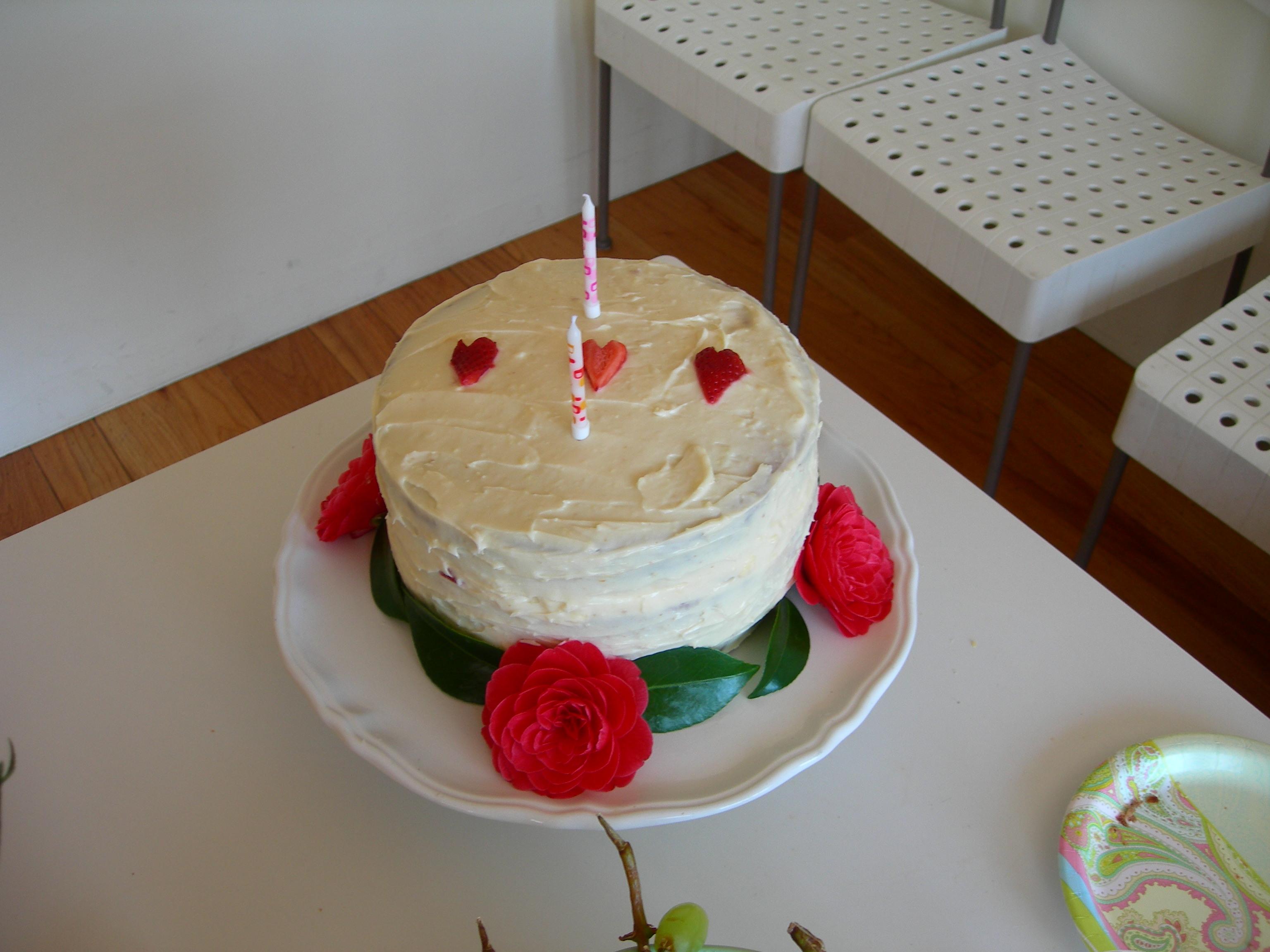 M's birthday cake # 1