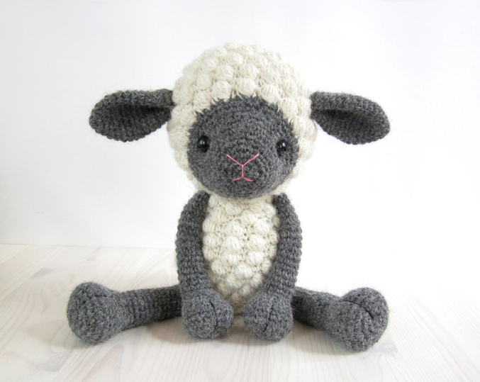 Year of the lamb gifts for eco moms conscious living tv sidruns zoo lamb crochet amigurumi doll pattern and tutorial kristi tullus certainly has a way with crochet i pick up a ball of bright colored yarn and negle Image collections