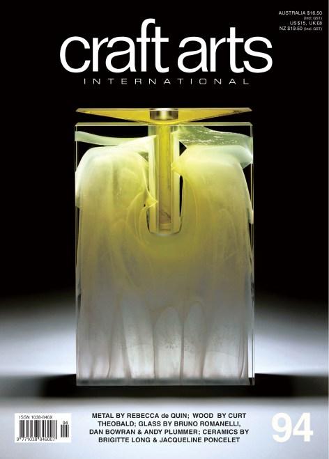 Craft Arts International issue 94