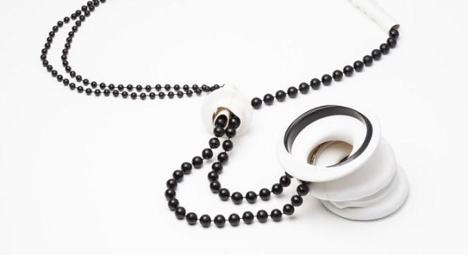 junk by Zoe Robertson jewellery artist