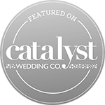 featured on catalyst wed co
