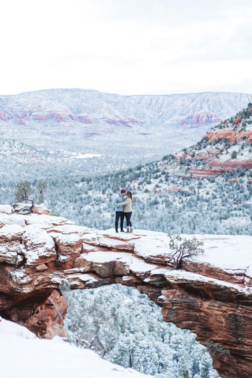 engagement photography in sedona arizona