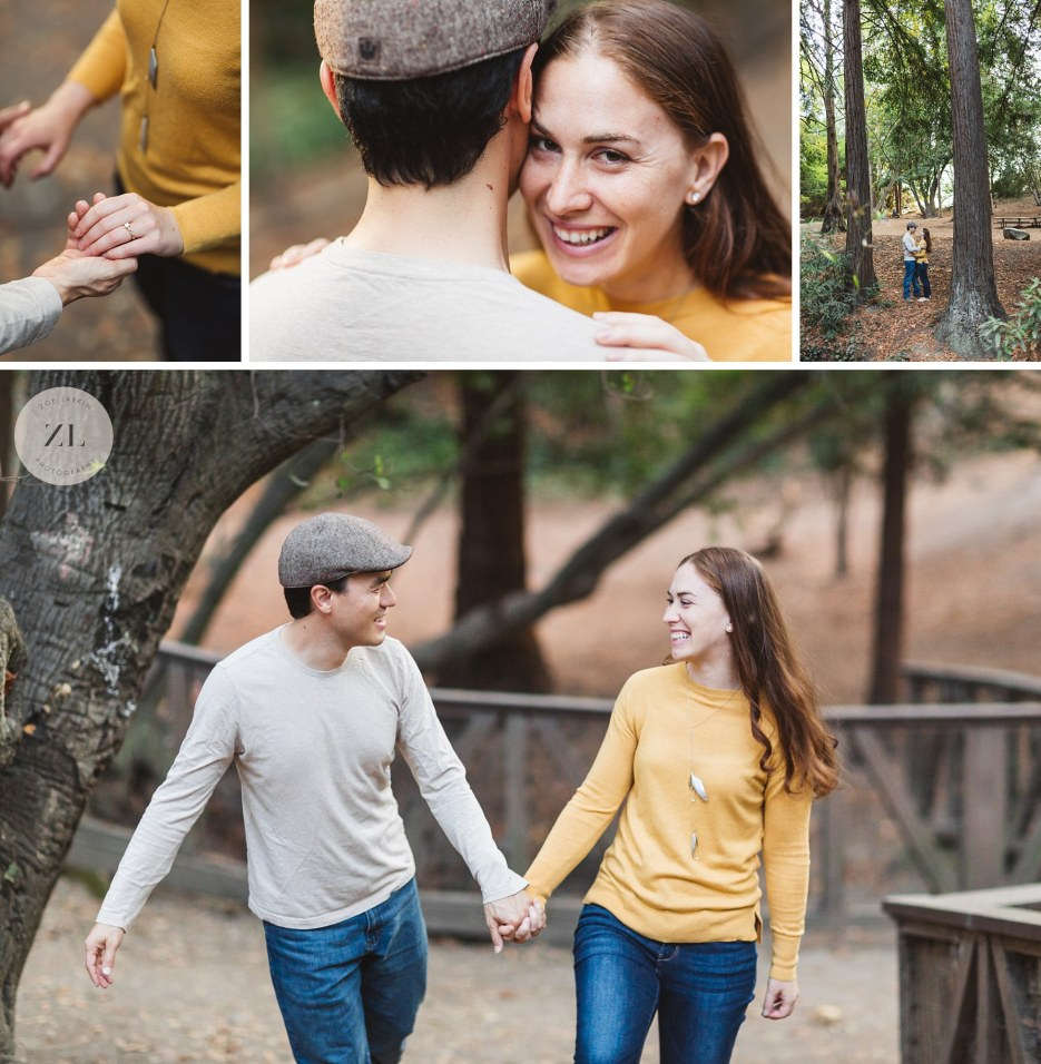 ideas for berkeley engagement photos