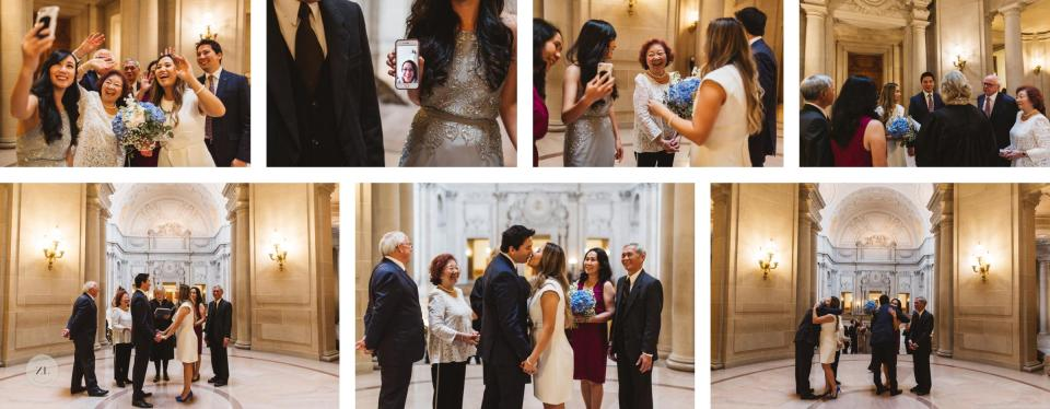 rotunda wedding with vietnamese american family