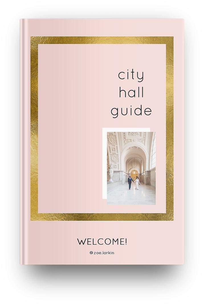 city hall wedding photography info guide
