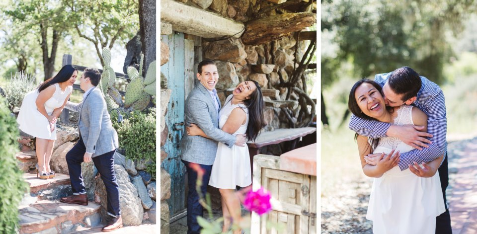 ideas for engagement photography session outfits - what to wear for your engagement photos