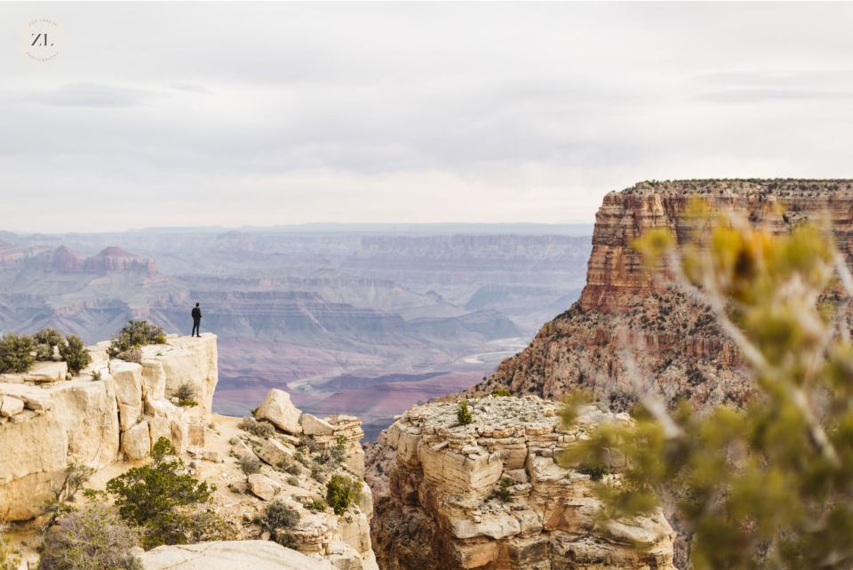 view of the grand canyon and showit united 2019 review