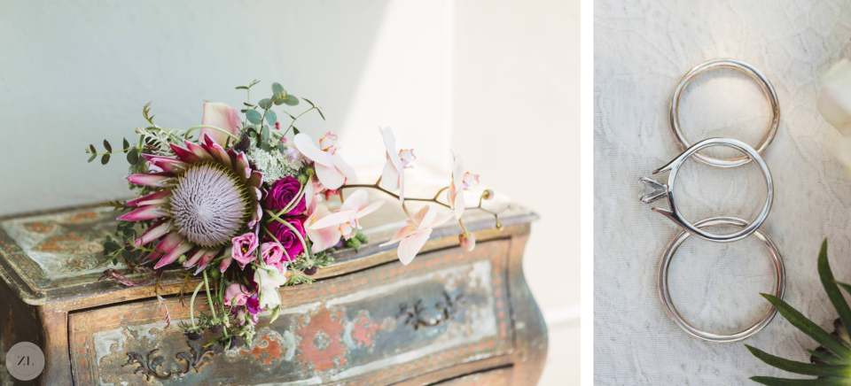 wedding details by Zoe Larkin Photography