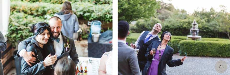 guest candids - Monte Verde Inn Foresthill CA wedding