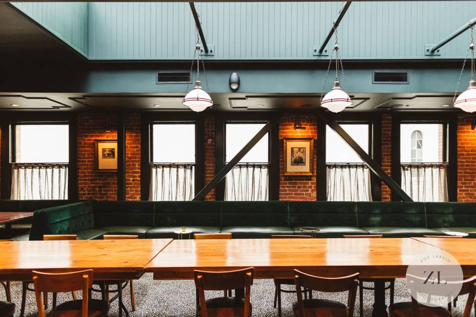 The Wayfare Tavern Sequoia Room, San Francisco | Zoe Larkin Photography