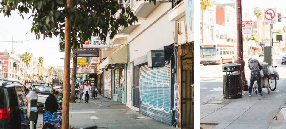 Mission District street photos San Francisco | Zoe Larkin Photography zoelarkin.com