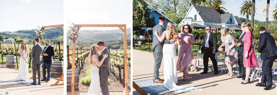 A wedding planner and a wedding photographer team up to discuss the reasons for hiring a professional wedding planner to cut down on stress, time and even to save money on small weddings