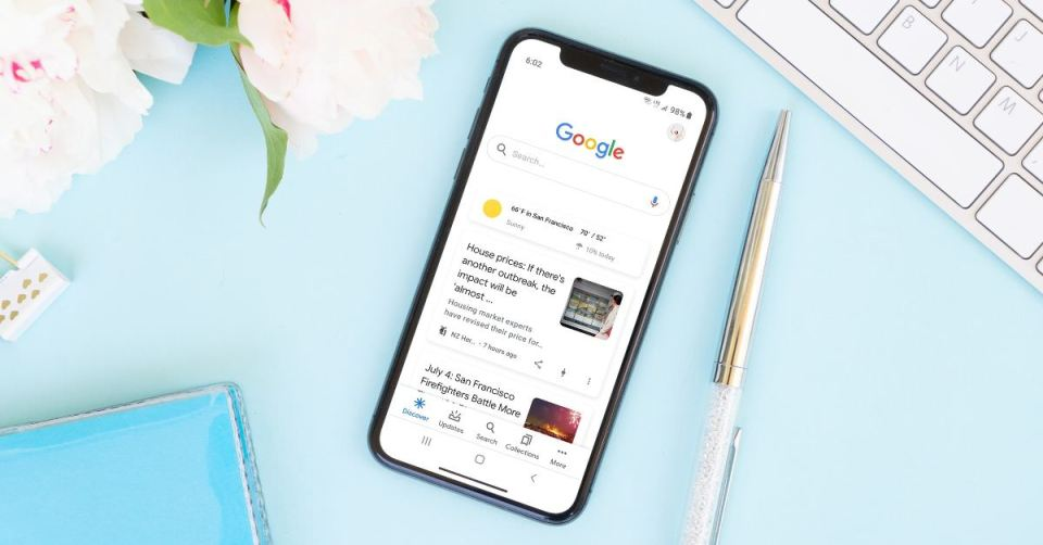Small business owner's guide to getting found on Google Discover