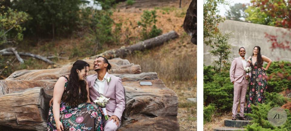 fun, candid wedding photography for San Francisco Bay Area Covid wedding ideas