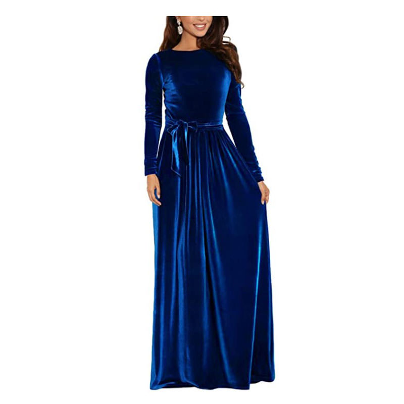velvet dress on Amazon available for engagement session photos outfits