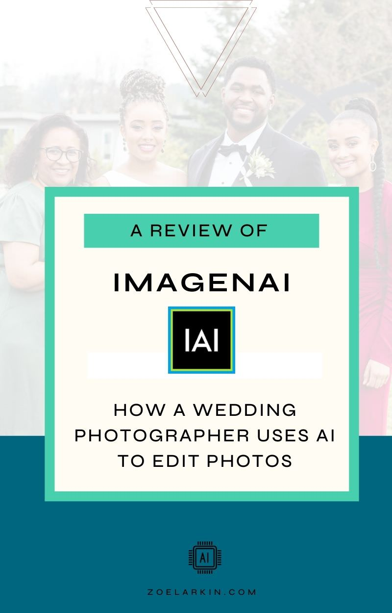 ImagenAI is a brand new AI software platform that actually edits your photos for you - in Lightroom! It's pretty fancy, using neural networks and machine learning to generate unique edits on  photos you send - all based on a vast profile of tens of thousands of previous edits you've made. Using AI to edit your photos goes way  beyond Lightroom presets, as it attempts to predict what you would do based on your previous editing. The results are... eerily accurate albeit not perfect zoelarkin.com