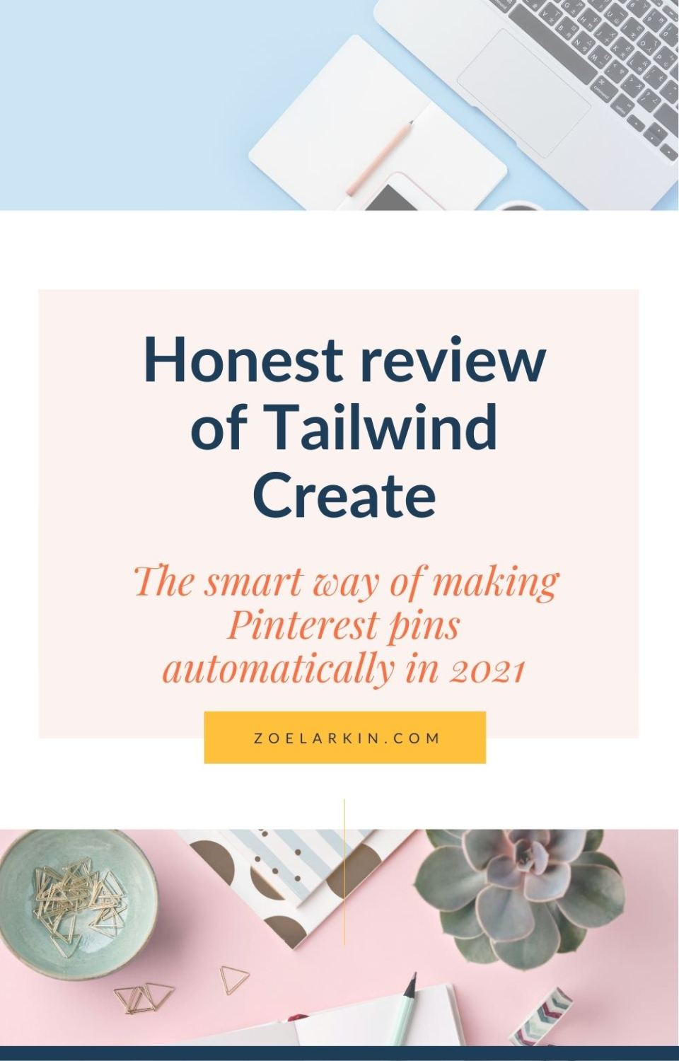 Whether you're a serious pinner or new to Pinterest marketing, you've probably heard of Tailwind, the best Pinterest scheduler tool. They've released a new automatic pin design tool called Tailwind Create - new for 2021! Tailwind Create uses AI to make the pin design process easy. By inputting your blog post URL, it pulls gives you dozens of AI-generated designs that you can download and schedule to Pinterest. I review the automated Tailwind Create pin creation process! #tailwindcreate #tailwind