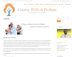 County Wills & Probate