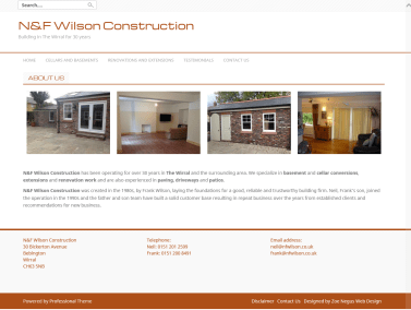 N&F Wilson Construction