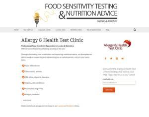 Allergy & Health Test Clinic